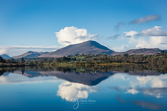 Muckish Reflections, County Donegal (Pastel Frames Photography) Tags: muckishreflections countydonegal water nature sky clouds ireland canon5dmark3 2470mm