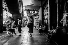 08113 Scene | Bangkok 2016 (Johnragai-Moment Catcher) Tags: people photography street streetphotography streetlife streetmoment momentcatcher monocrome bangkokstreet johnragaiphotos johnragai johnragaistreet johnragaibw travelstreet