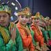 Saman Dance, Indonesia