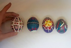 Pysanky 2017 (Canadian Veggie) Tags: pysanky eggs eastereggs ukrainian