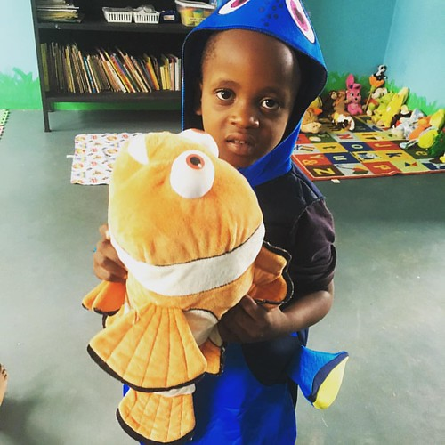 "We had a special guest appearance today at Tuleeni Academy from Dory and Nemo 🐠@theellenshow #educationiskey #neemaintl #dory #sponsorachild • <a style=""font-size:0.8em;"" href=""http://www.flickr.com/photos/59879797@N06/33416447991/"" target=""_blank"">View on Flickr</a>"