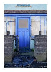Blue Door ... (junepurkiss) Tags: bluedoor trefor anglesey northwales