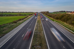 A1 Motorway J59 to J60 (CallumParry1) Tags: a1 motorway road a1m durham highway traffic landscape photography north england