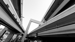 Under the Overpass (ext237) Tags: bw bwhighcontrast breakfasttoastersofhouston canon canoneos7dmarkii downtownhouston efs1022mmf3545usm houston houstondowntown houstonphotowalks houstonphotowalksphotographyclub houstonphotowalkscom meetup toasterscafe blackwhite monochrome monochromephotography nil photowalk us exif:aperture=ƒ71 geo:city=houston camera:model=canoneos7dmarkii camera:make=canon geo:lat=29765388333333 geo:location=1004nsanjacintosthoustonnilnil geo:country=us exif:lens=efs1022mmf3545usm geo:lon=95347566666667 exif:isospeed=200 exif:focallength=10mm geo:state=nil exif:model=canoneos7dmarkii exif:make=canon
