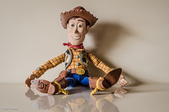 Woody! (BGDL) Tags: lightroomcc nikond7000 bgdl high5~365 niftyfifty odc afsnikkor50mm118g woody toystory 7daysofshooting week38 brightcolours wornandweatheredthursday