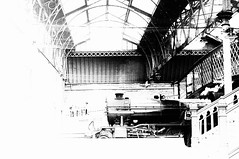 Transept (newshot.) Tags: nikon d700 zeiss planart1450 zf2 scotland steam railways highcontrast blacks shapes composition curves placement k4 thegreatmarquess 61994 perth