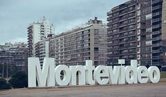 MONTEVIDEO (jpi-linfatiko) Tags: turismo tourism urbano urban uruguay nikon d5200 sigma1770 montevideo ciudad city letras letters icono