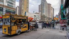 Street Food (Jeffrey Friedkin) Tags: jeffreyfriedkinphotography architecture buildings city cityscene cityscape manhattan newyork nyc newyorkphoto newyorkscene street streetscene upperwestside z
