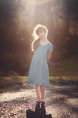 Holding onto the sunshine (Shannon Alexander Photography) Tags: childphotographer vermontphotographer child girl portrait spring vermont sunshine canon 135mmf2l