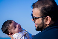 Love at first sight (Moses Sharif) Tags: baby smiling fatherhood boy pure smile twinkle love foreveryours world bliss blessed tothemoonandback