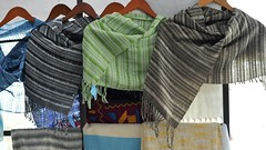 Rebozos Shawls Mitla Oaxaca Mexico (Teyacapan) Tags: wraps shawls rebozos textiles weavings zapotec mitla oaxaca mexican
