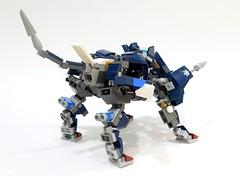 hexaliger03 (chubbybots) Tags: lego mech nexoknights