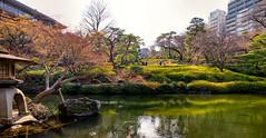 Tokyo50-15 (Diacritical) Tags: happoen japan park tokyo panorama march292017 leicacameraag leicamtyp240 summiluxm11435asph f56 ¹⁄₃₅₀sec centerweightedaverage street