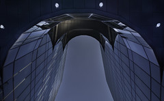 Looking up for Batman (markrd5) Tags: london southbank batman pwc cityscape architecture modernism 7more
