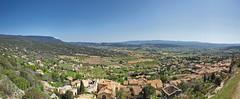 Le Luberon. Vaucluse. (Cri.84) Tags: 5dmarklll canon1635f4l luberon provence village vaucluse autopano acdsee paysage panorama 3xp eu ef1635mmf4lisusm