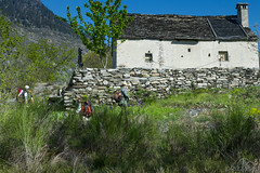 Montecrestese - Domodossola - 09.04.17-30 (Maurizio Piazzai) Tags: 090417 altoggio baita cai domodossola montecrestese verbania montagna