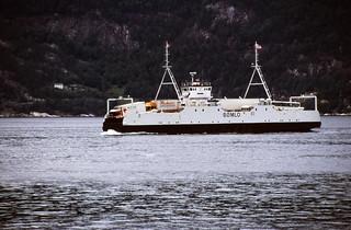 Norwegen 1998 (069) Eidfjord
