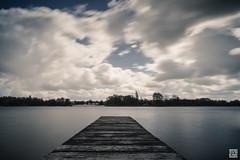 Banter See Wilhelmshaven (SVNKNR) Tags: wilhelmshaven niedersachsen bantersee see lake longexposure sony sonyalpha alpha6500 a6500 rollei rolleimoments walimex samyang rokinon 12mm landscape urban nature