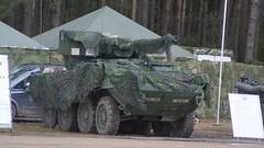 Stryker MGS (Lukasz Pacholski) Tags: us army stryker mgs
