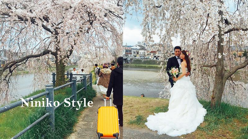 海外, 婚,紗自助,日本