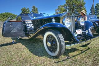 1930 Rolls Royce Phantom II Brewster Town Car