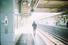 Fujica Half test shot (Hisa Foto) Tags: film fujica fujinon yokohama halfcamera half