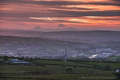 Strabane Sunset (Ken Finlay) Tags: strabane town tyrone donegal river mourne market water summer northern ireland ni uk scenic landscape riverscape sperrins sunset fishing salmon trout nikon d800 barrick street wilsons home