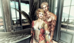 The early morning (Luca Arturo Ferrarin) Tags: secondlife love couple beautiful daybreak morning spring bellapace lwposes sexy