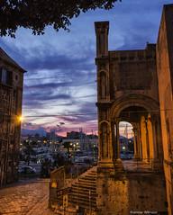 La cala a Palermo (antonino.abbruzzo) Tags: atmosfera atmosphere chiesa church sunset tramonto