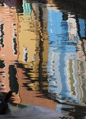 riflessi d'acqua (stgio) Tags: reflection colours burano