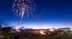 a_CSU homecoming fireworks 2013