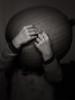 October (Dalla*) Tags: boy portrait white pumpkin kid holding hands october balck heavy wwwdallais