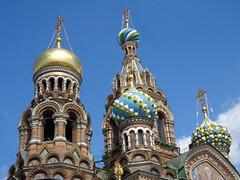 SANPIETROBURGO - Russia - EXPLORE (cannuccia) Tags: russia paesaggi architettura archi sanpietroburgo chiese cupole