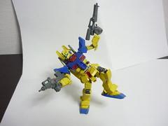 GM Gemini3 (Curryramen) Tags: hguc gumpla