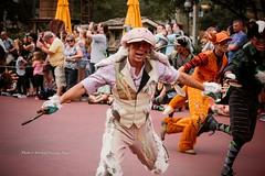 KS-Disney-MagicKingdom-0146 (PhotoKisses) Tags: red orlando florida character performance tinkerbell peterpan disney parade fantasy waltdisneyworld performer captainhook festivaloffantasy