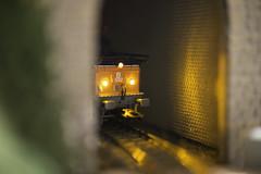 Tunnel (Rickard Arvius) Tags: scale train tunnel sj locomotive ho 187 ue modelrailroad modelrailway h0 mrklin miniaturelandscape