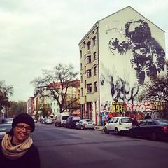 @kirols ganhou um tour privado em bike pelos grafites de Berlim #travel #graffiti #berlin #errante