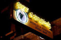 Silky O'Sullivan's (dangr.dave) Tags: architecture downtown neon tn memphis tennessee historic neonsign bealestreet silky irishbar worldfamous silkyosullivans shelbycounty