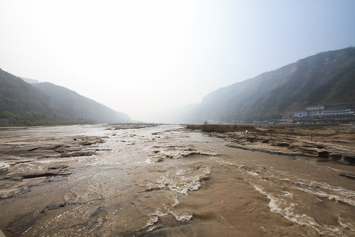 HUKOU WATERFALL-14