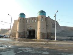 DSCN5503 (bentchristensen14) Tags: uzbekistan citywall khiva ichonqala