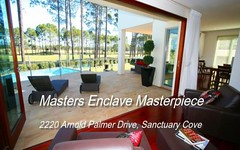 2220 Arnold Palmer Drive, Sanctuary Cove QLD