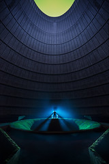 Cooling Tower IM (inhiu) Tags: trip travel urban abandoned architecture nikon long exposure belgium decay exploration derelict d800 urbex inhiu