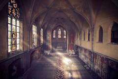 HDR_Nawid_Sahebzadeh_IMG_2950_1_2_tonemapped (Nawid Sahebzadeh) Tags: old building abandoned church germany dusseldorf urbex