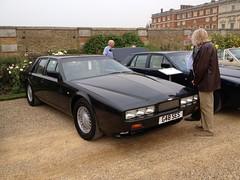 1990 Aston Martin Lagonda Series 4 the last of the production line (mangopulp2008) Tags: uk court martin 4 series hampton sept 1990 aston concourse elegance lagonda 2014 g48ses