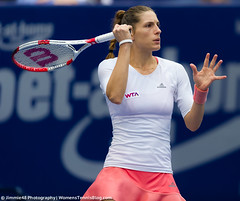 Andrea Petkovic (Jimmie48 Tennis Photography) Tags: linz tennis wta 2014 generaliladieslinz andreapetkovic