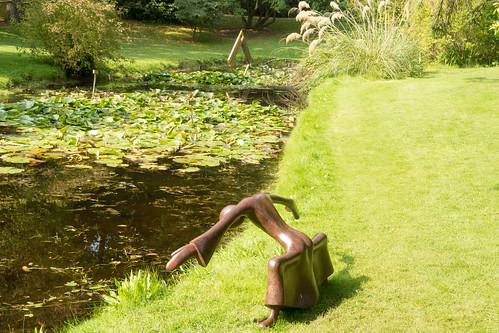 Solor By Eamonn Ceannt - Sculpture In Context 2014 Ref-184