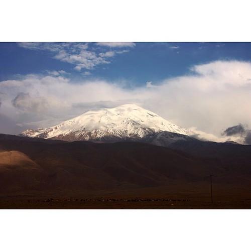 Bir dağdan bu kadar etkilenebileceğim aklımın ucundan dahi geçmezdi...Ağrı Dağı #mountararat #ağrıdağı #mountain
