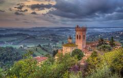San Gimignano (alex.milicev) Tags: italien italy landscape tuscany landschaft hdr toskana pixmil