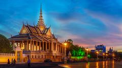 Moonlight Pavilion - Royal Palace (Joerg1975) Tags: a7 alpha asia asie asien cambodia ilce7 kambodscha khmer königspalast lens linse objective objektiv phnompenh royalpalace sel35f28z sony copyrightprotected азия آسيا アジア 亚洲 亞洲 f28 sonyilce7