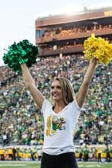 Oregon Ducks vs Washington-653 (boudreaudavid83) Tags: oregon cheer alum ducks football 2014